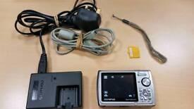 Olympus u850 SW 8mp waterproof camera