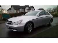 Mercedes-Benz Cls AMG 3.0 CLS320 CDI 4d AUTO 235bhp