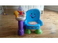 Fisher-price Laugh and Learn Musical Chair