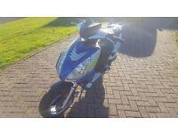 Jonway Madness 50cc 4T Blue 2014