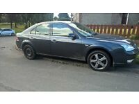 Ford Mondeo Titanium 2.0 diesel short mot 27th September £550 ono