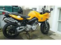 Bmw f800s excellent condition loads of extras