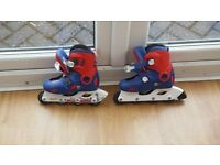 Inline skates for 5-9 year olds