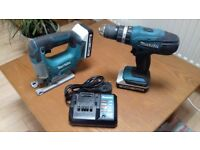 Selling Makita Set