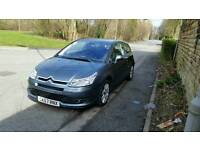 citroen C4 coupe VTR top spec lovely condition inside and out