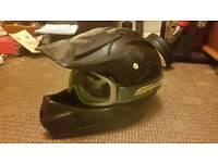 Motocross/bmx helmet