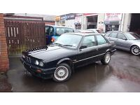 BARN FIND 1988 BMW E30 320i 3dr Coupe - 2 owners, full history