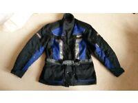 Buffalo winter motorcycle jacket
