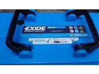 LEISURE BATTERY EXIDE ER550 115Ah