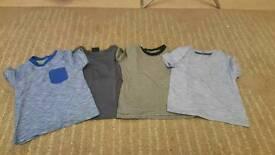 2-3 year boys t-shirts