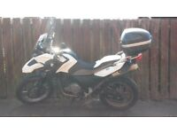 BMW G650GS ABS/ low mileage / just serviced / cheap to run + some extras