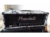 Guitar amp head, Randall RH150 G3 150watt footswitch