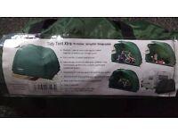 Tent Tidy Xtra for pop up garden storage