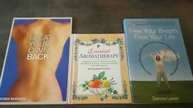 Books - Alternative Medicine Bundle