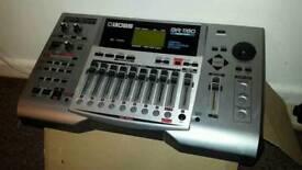 BOSS DR 1180 HD digital recording studio