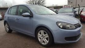 VW GOLF 2.0 TDI S 5 DOOR 2010 / 1 OWNER / FSH / £30 ROAD TAX / 2 KEYS / HPI CLEAR