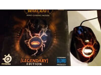 World of warcraft Legendary Edition MMO Gaming Mouse