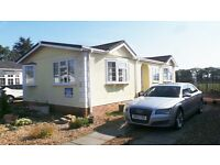 Willow Wood Residential Park West Lothian - Park Home Bungalow - No 4 Cuthill Brae