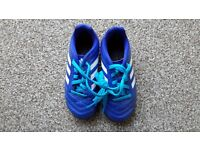Nike football boots and Adidas astro turf boots. both excellent condition. size 10