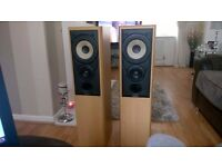 MISSION SPEAKERS 100 WATT