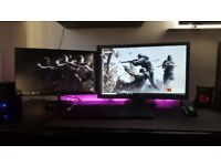 Asus 23.6 inch monitor 1920 x 1080p AMAZING MUST LOOK