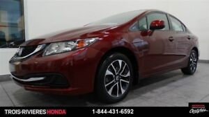 2013 Honda Civic EX mags toit ouvrant