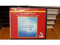 THE LOVELY BONES - ALICE SEBOLD - 11 CD AUDIOBOOK UNABRIDGED AUDIO BOOK