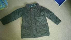 3-4 smart coat
