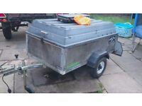 Banbury camping trailer