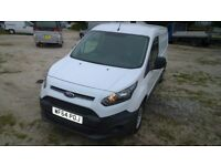 FORD Transit Connect210, 1.6 Turbo Diesel, 83,000 miles, 1 Former Owner, Full Service History.