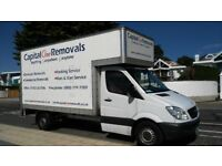 Man & Van Removals Service & Clearance -*£45ph*Home Removal/Office Moves/Single item /Earley