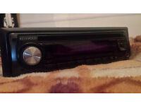 Kenwood KDC-241 Car Radio CD Player AUX