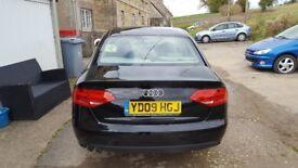Audi a4 2009 2.0 170cp