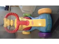 playskool toddler bike