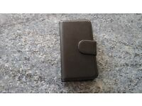 I-phone 4s leather case