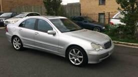 Mercedes C220 cdi Avantguarde Auto 2003