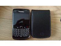 New BlackBerry bold 9700 - Black Smartphone