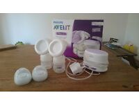 Philips Avent Natural Breast pump TWIN ELECTRIC