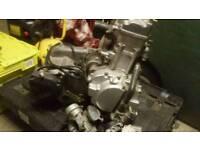Apache rlx 400cc engine