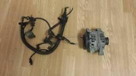Vauxhall Astra 99-03 1.7 Dti Alternator