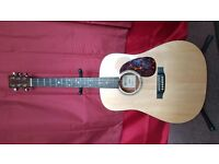 Martin D-16GT Acoustic Guitar (Pre-Owned) MINT