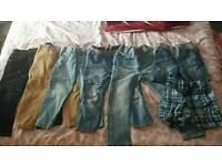 Boys 2-3 jeans bundle