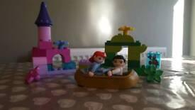 Lego duplo Ariel's magical boat ride