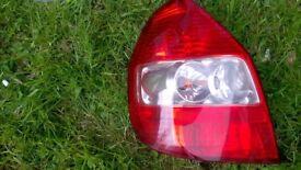 Honda Jazz Mk2 2002-2008 n/side passenger side rear light