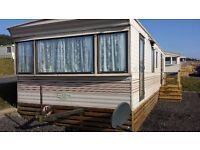 Cosalt 2 Bed Mobile Home/Static Caravan for sale on Croagh Caravan Park