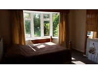 Large Double Room, furnished