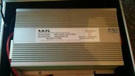 A.M.P.S POWER INVERTER