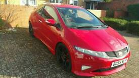 Honda civic type r GT Plus Registered Dec 2009 excellent condition poss swaps 50500 miles