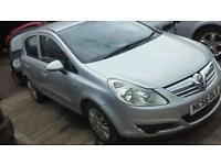 Vauxhall corsa (corsa D) 1.2 petrol manual breaking for parts