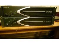 Camco Vortex 4 Amplifier